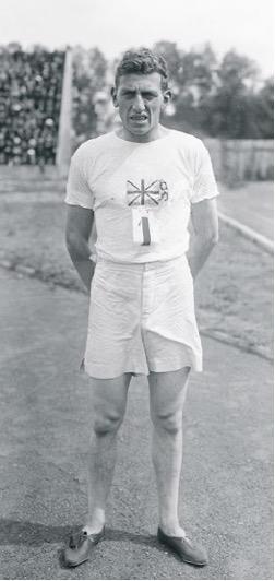 Harold Abrahams (1899-1978),